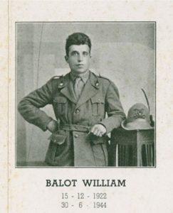 FOTOBALLOT WILLIAM